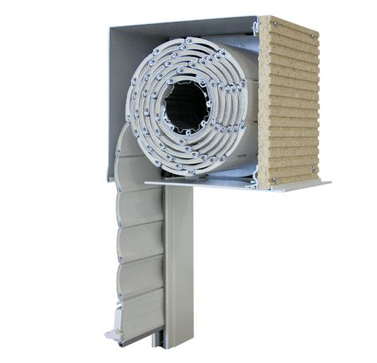 Systeme Volet Roulant Coffre Exterieur K9 Bds Isolation